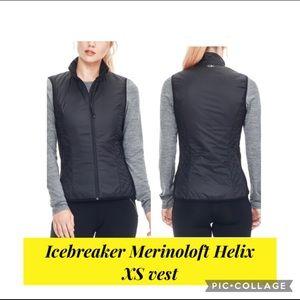 Icebreaker Merinoloft Helix XS Vest